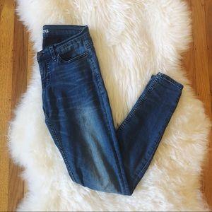 BDG Twig Mid-Rise Skinny Jeans